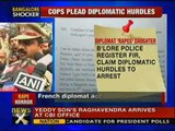 Bangalore: French diplomat accused of raping daughter - NewsX
