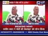 Black money behind Narendra Modi's mega rallies, says Kapil Sibal