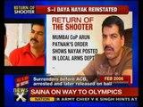 'Encounter specialist' Daya Nayak reinstated in police dept - NewsX.mov