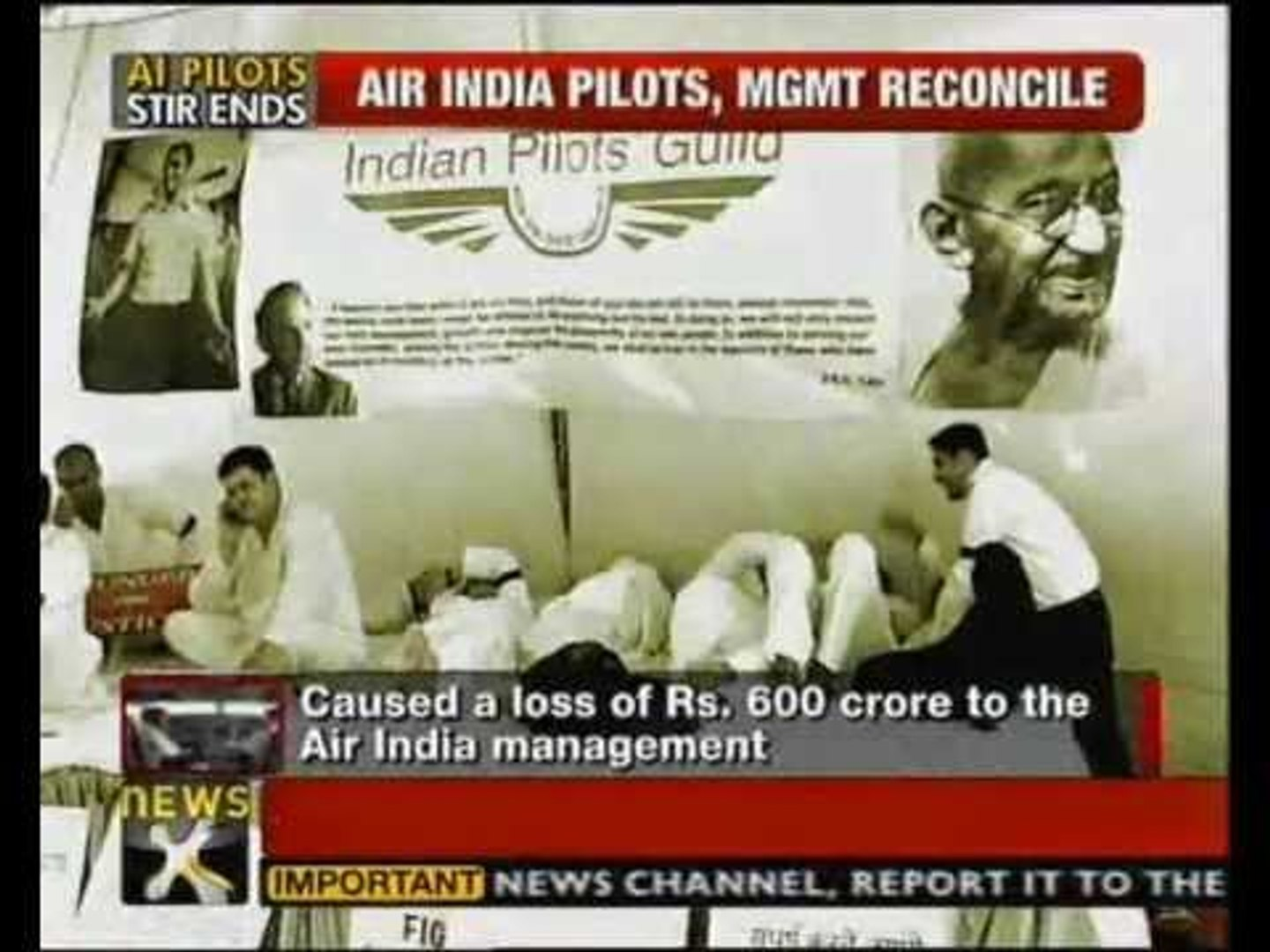Air India pilots end 58-day-long strike - NewsX