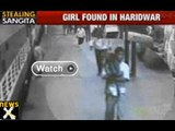Girl kidnapped from Mumbai station traced in Haridwar - NewsX