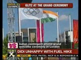 Olympics: Indian flag unfurled in Games Village - NewsX