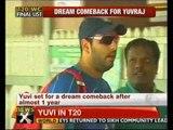 Yuvraj Singh returns to Team India for World T20 - NewsX