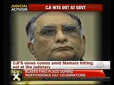 Don't bring laws which tinker with judicial independence: CJI Kapadia - NewsX