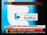 Twitter unable to block 28 pages due to technical glitch - NewsX