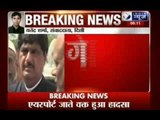 Gopinath Munde critically injured in car accident admitted to AIIMS