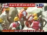 UAV helping to find the missing bodies in Mandi ,Himachal Pradesh  2 more bodies found