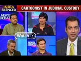 NewsX@9: Cartoonist Aseem Trivedi's arrest sparks free speech debate - NewsX