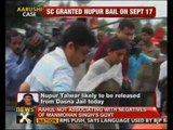 Aarushi murder case: Nupur Talwar to be released on bail today - NewsX