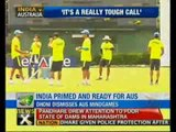 T20 WC: India likely to opt for 5 bowlers against Oz - NewsX