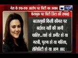 Preity Zinta case: Preity Zinta posts explanation on Facebook