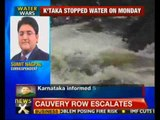 Cauvery water row: Tamil Nadu files contempt plea against Karnataka - NewsX