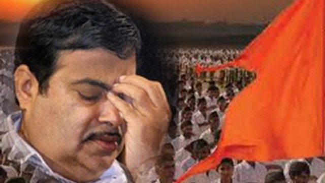 RSS washes off Nitin Gadkari 'taint' - NewsX