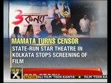 Mamata stalls Bengali film, says its anti-govt - NewsX