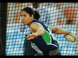 Good News: Discus thrower Krishna Poonia turns women's rights activist - NewsX