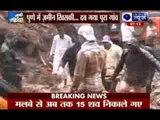 Major landslide hits Pune village; at least 15 dead, over 160 feared trapped