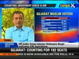 Gujarat polls: Counting for 68 seats - NewsX