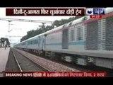 Semi-high speed train covers Agra-Delhi route in 103mins