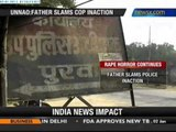 UP: Minor raped, father slams police for inaction - NewsX