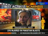 Oscars 2013: Best actress race features oldest and youngest nominees