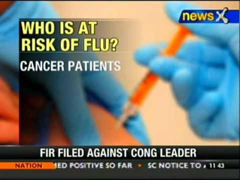 Swine flu continues to spread in India