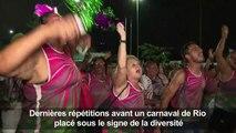 Un carnaval engagé à Rio dans le Brésil de Bolsonaro