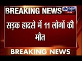 11 killed in road accident in Rajasthan