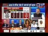 Delhi Assembly Polls 2015: Exit polls put AAP ahead of BJP in Delhi