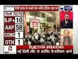 Delhi Election Results: Kiran Bedi trailing from BJP 'safe seat' of Krishna Nagar