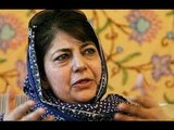 PDP chief Mehbooba Mufti says no to Modi as PM