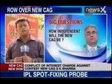 Sashi Kant Sharma to replace outgoing CAG Vinod Rai