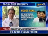 IPL Spot Fixing : Sreesanth's Company in dock