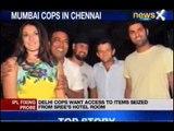IPL Spot Fixing : Delhi Police wants Sreesanth's stuff