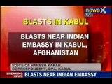 Blast in Kabul: Explosion followed by gunfire in the Afghan capital