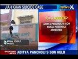 Jiah Khan suicide case: Sooraj Pancholi arrested