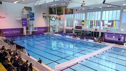 Open de France de natation artistique - Duo technique