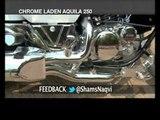 Living Cars: First Ride - DSK Hyosung Aquila 250