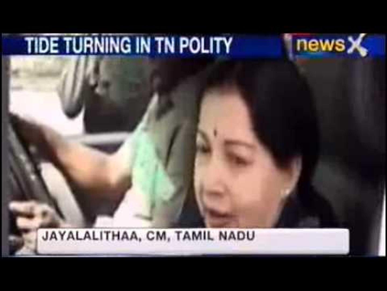 News X: Political realignment in Tamil Nadu