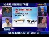 NewsX Debate: Jet Etihad deal