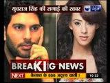 Yuvraj Singh gets engaged to actress Hazel Keech in Bali