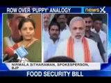 NewsX: Modi's remark sparks controversy