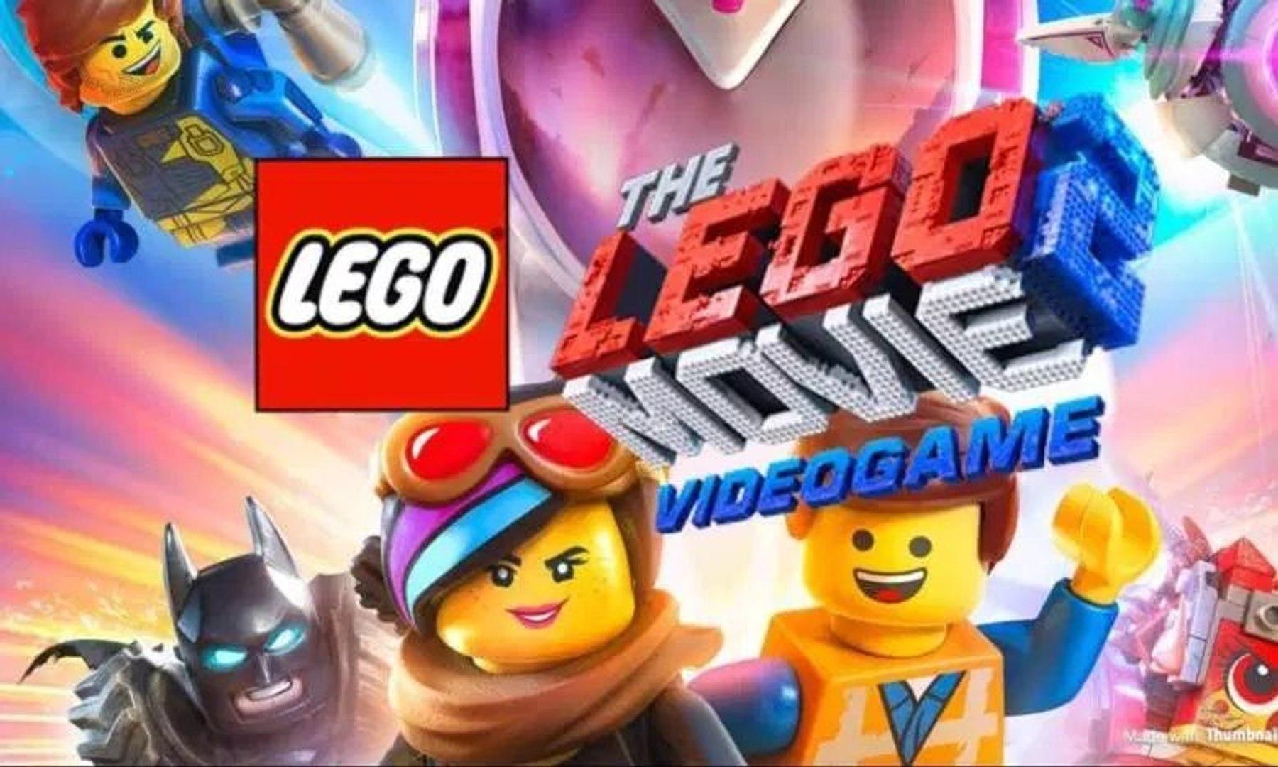 The LEGO Movie 2 Videogame прохождение #25 на русском Тайный Уровень за 400 кубов {PC}
