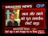 Robert Vadra: Truth will prevail in National Herald case