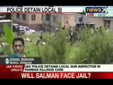 NewsX: Police detain local Sub Inspector in Ramban Killings Case