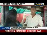 NewsX: Congress Rs 5 Plan rages debate over poverty