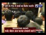 FTII students lathicharged, detained for protesting against Gajendra Chauhan