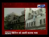 Massive fire breaks out at The Times of India building in Delhi