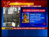 Army Chief will pay his tribute to martyred Colonel MN Rai