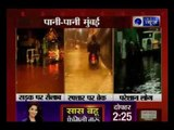 Heavy Rainfall lashes Mumbai, India Meteorological Department expects more rains today