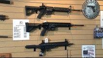 US House approves gun control bills, Trump threatens to veto